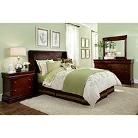 Hamlyn Upholstered Bed