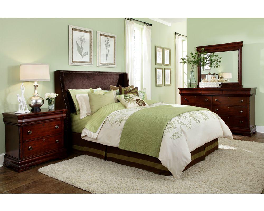 hamlyn upholstered bed broyhill broyhill furniture