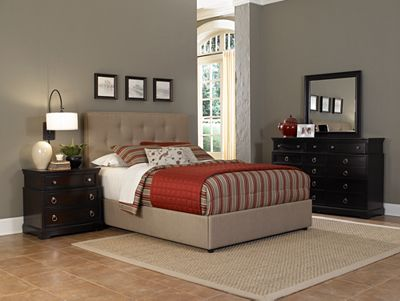 Upholstered Storage & Wood Beds Broyhill Furniture