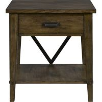 Creedmoor™ Drawer End Table