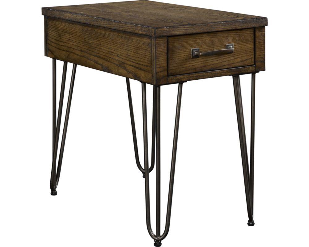 Warren chairside table for Table warren silex