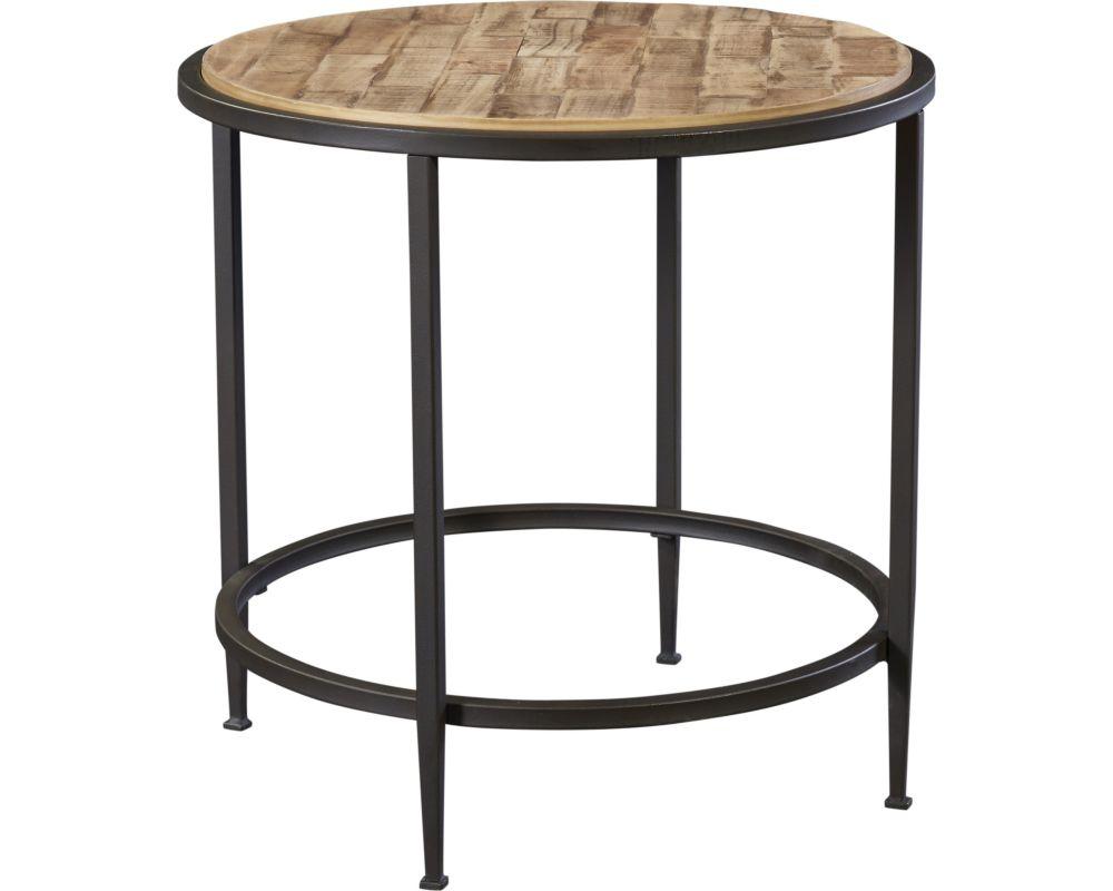 Ariana Round Lamp Table