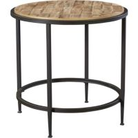 Ariana Round Lamp Table