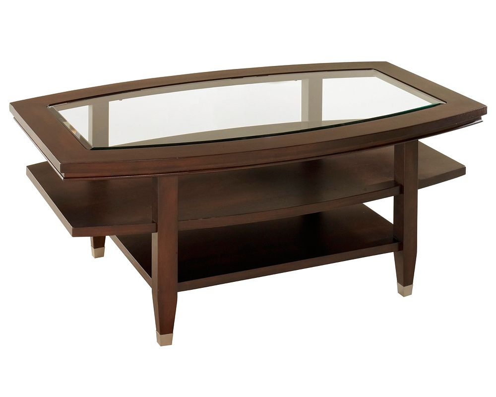 Northern Lights Cocktail Table - Coffee Tables & Cocktail Tables Broyhill Furniture Broyhill