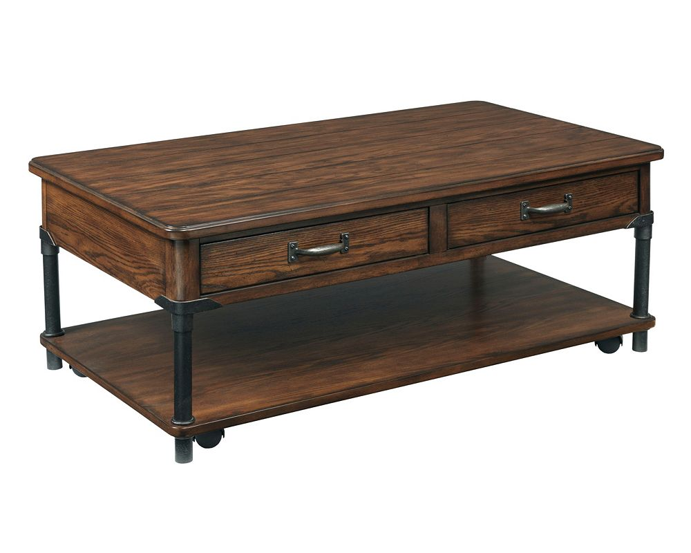 Saluda cocktail table broyhill for Cocktail tables and coffee tables