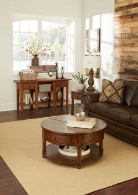 sc 1 st  Broyhill Furniture & Attic Heirlooms Sofa Table | Broyhill
