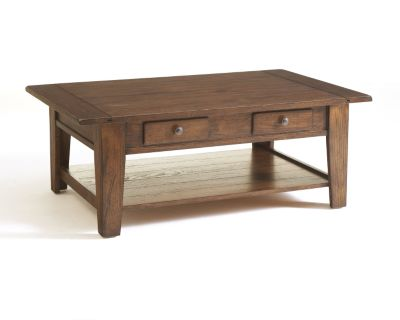 Superior Attic Heirlooms Cocktail Table