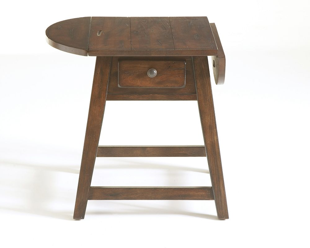 Attic Heirlooms Splay Leg Table Broyhill