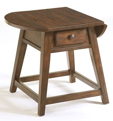 Attic Heirlooms End Table Broyhill