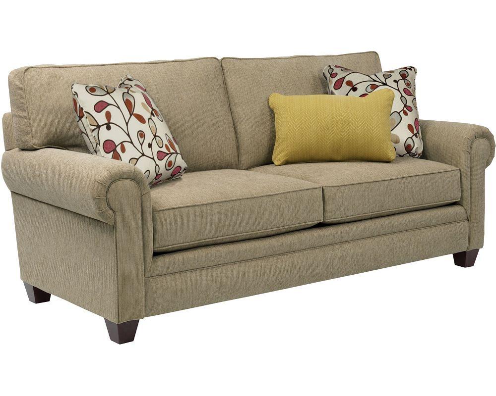 Broyhill sofa beds monica sofa sleeper queen broyhill for Broyhill sofa bed