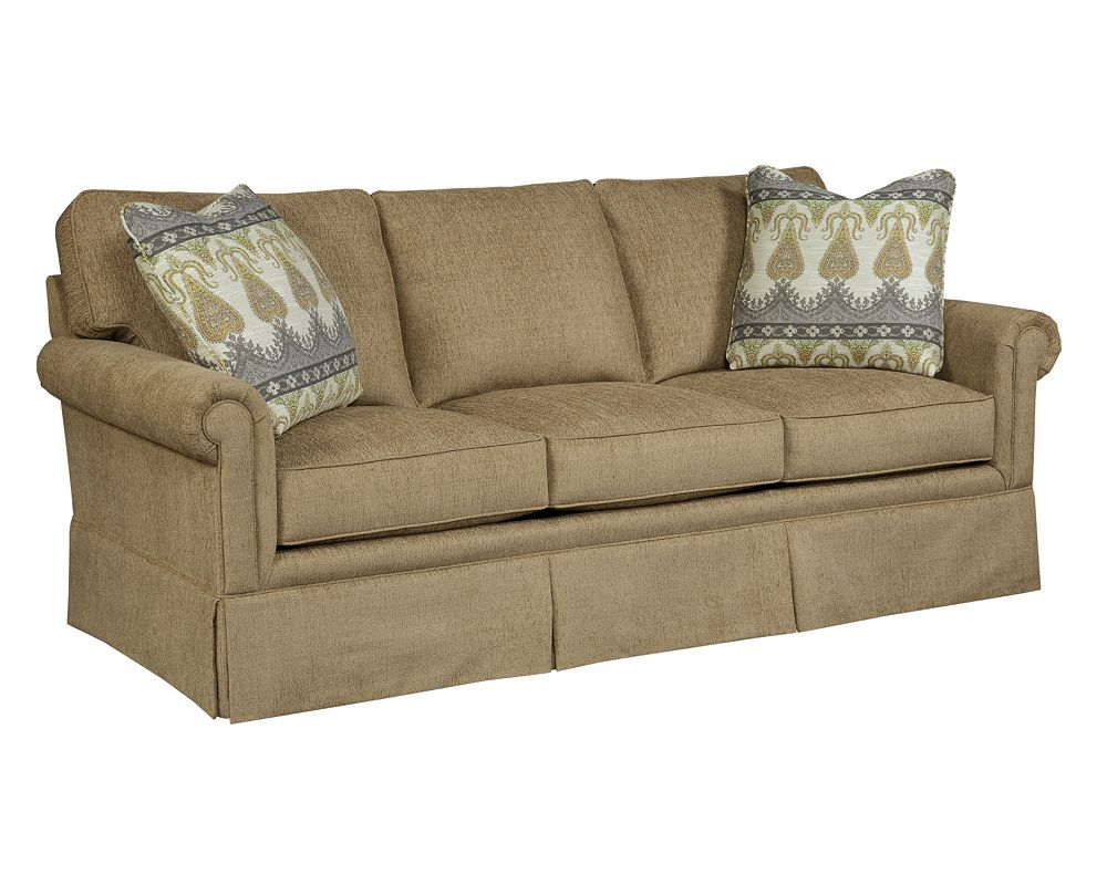 Audrey sofa broyhill for Broyhill chaise lounge cushions