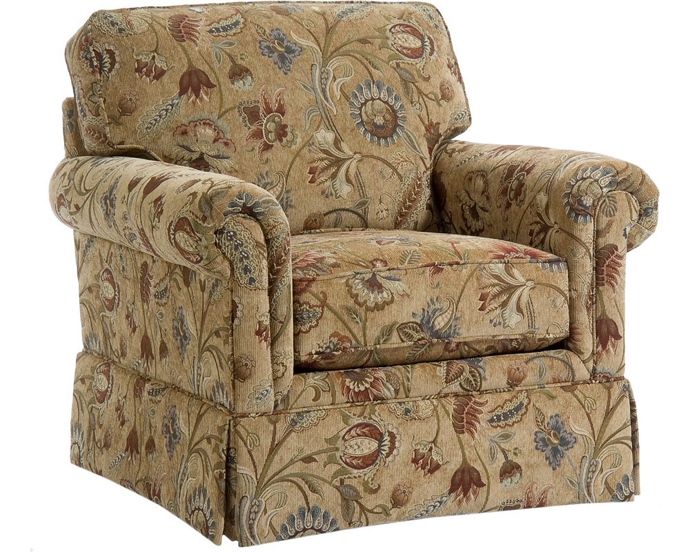 Audrey chair broyhill for Broyhill chaise lounge cushions