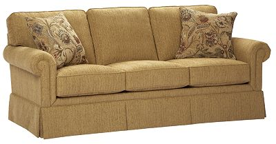 Broyhill Sofa Sleeper Monica Sofa Sleeper Queen Broyhill