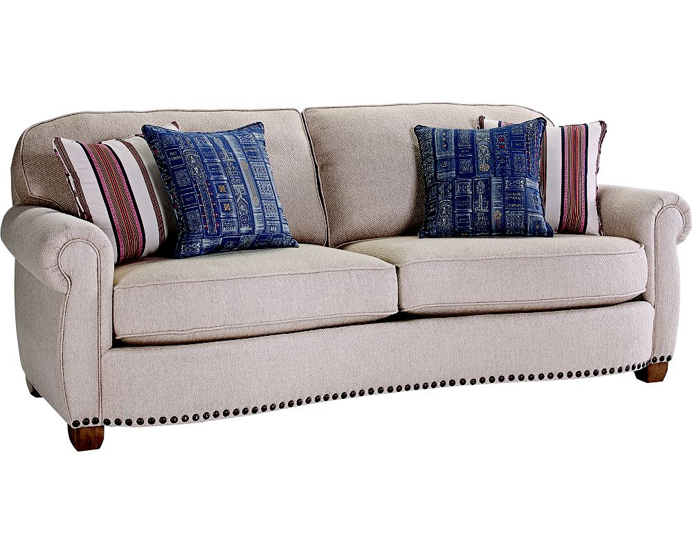 Stetson sofa by broyhill refil sofa for Sofa 1 80 breit
