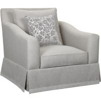 Regina Chair & 1/2 with Decorative Border
