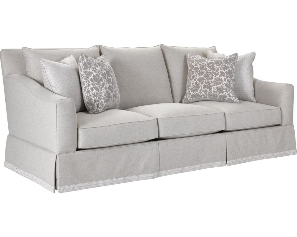 Regina Sofa With Decorative Border