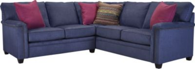 Warren Sectional  sc 1 st  Broyhill Furniture : broyhill sectional sofas - Sectionals, Sofas & Couches