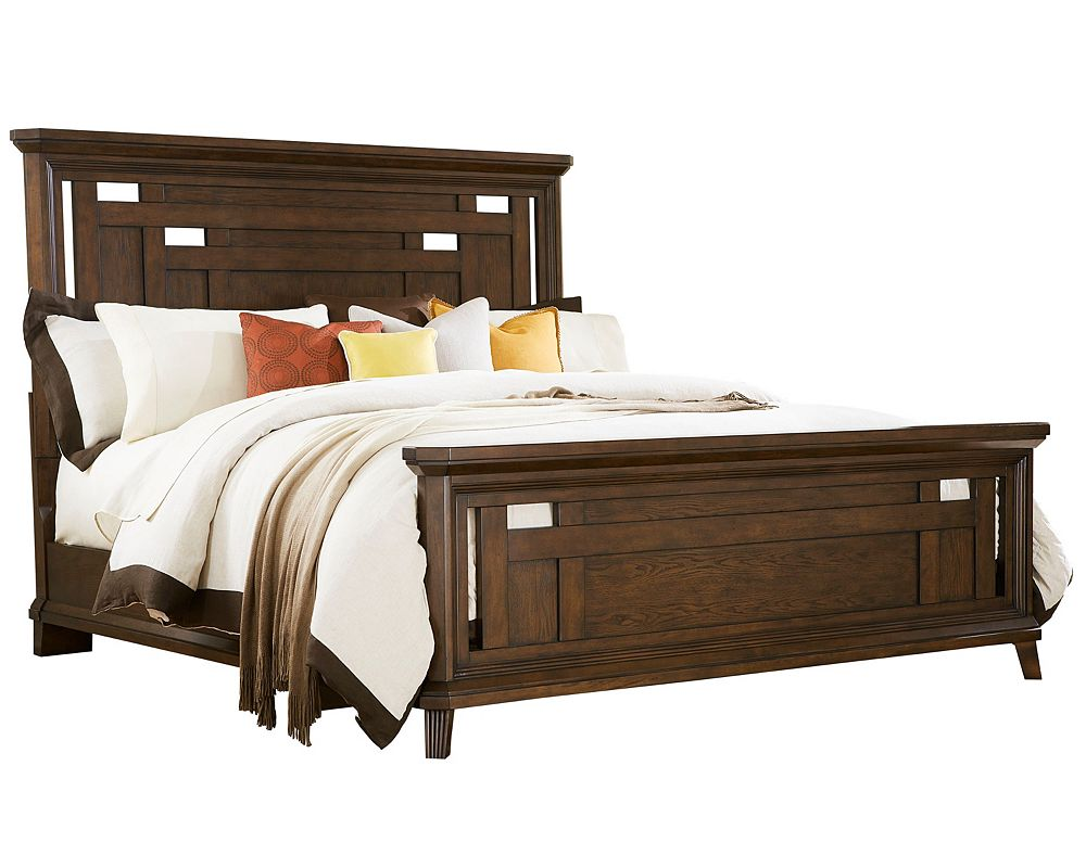 Estes Park Panel Bed | Broyhill | Broyhill Furniture