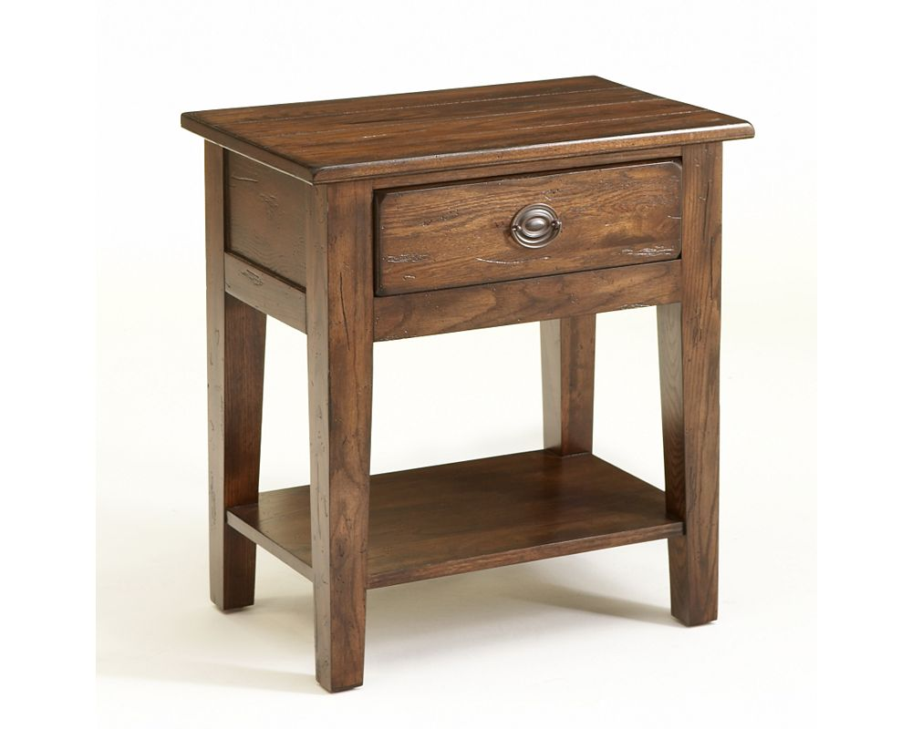 Attic Heirlooms Nightstand | Broyhill | Broyhill Furniture