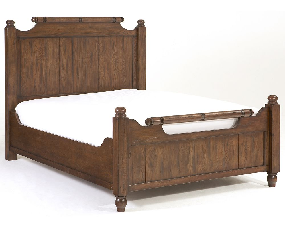 Attic Heirlooms Feather Bed Broyhill