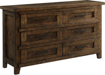 Pieceworks™ Drawer Dresser