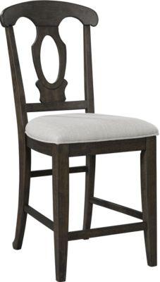 ashgrove upholstered counter stool