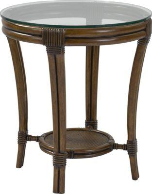 Amalie Bay™ Round Lamp Table