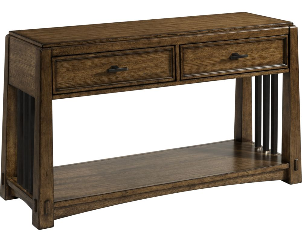 Winslow park sofa table broyhill furniture winslow park sofa table geotapseo Gallery