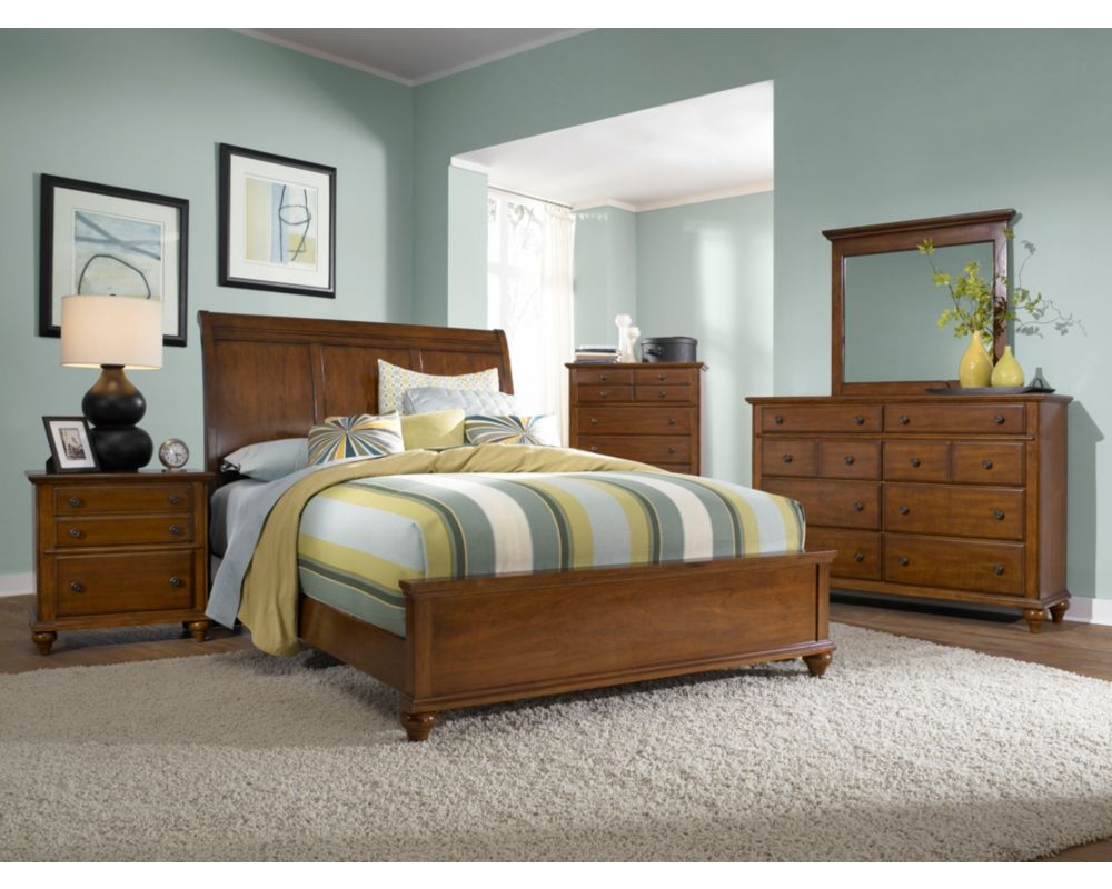 Hayden Place™ Bed | Broyhill | Broyhill Furniture