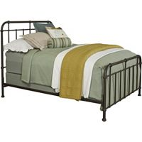 Cranford Spindle Metal Bed