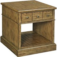 New Vintage™ Drawer End Table