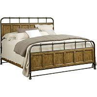 New Vintage™ Metal/Wood Bedstead