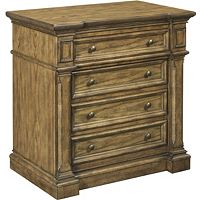 New Vintage™ 4-Drawer Nightstand
