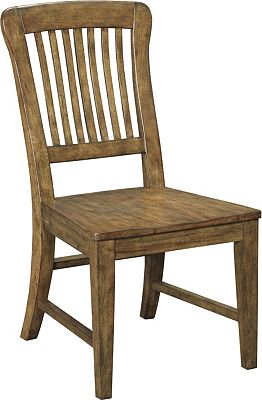 New Vintage™ School House Wood Seat Side Chair