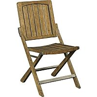 New Vintage™ Café Wood Slat Chair