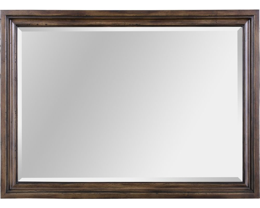 Pike Place™ Picture Frame Mirror