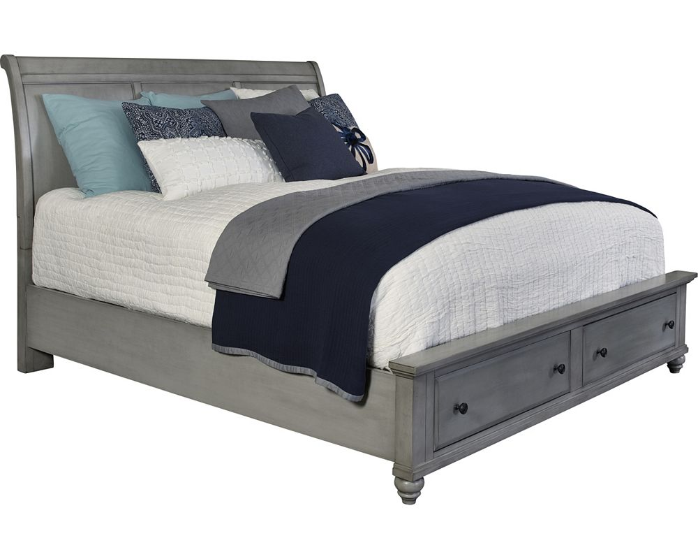 Broyhill Twin Beds With Storage