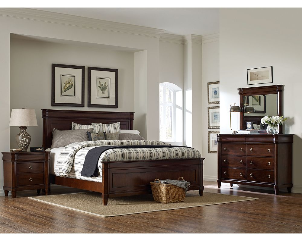 broyhill bedroom.  Aryell Panel Bed Broyhill Furniture