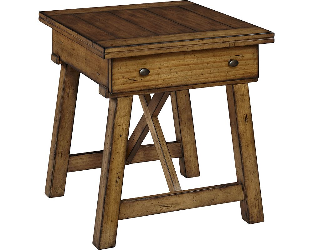 Bethany Square™ Drawer End Table