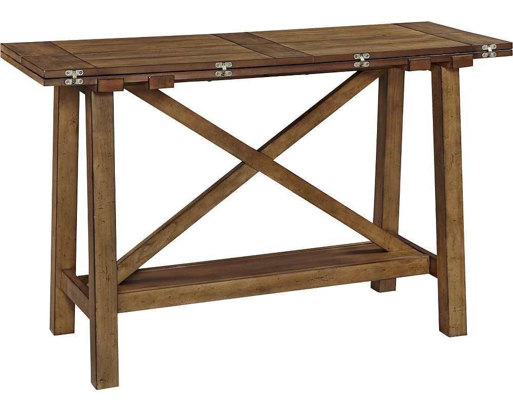 Bethany Square™ Console Desk Table