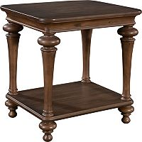 Cascade End Table