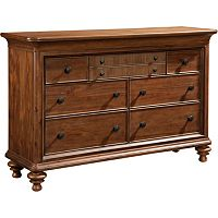 Cascade Drawer Dresser