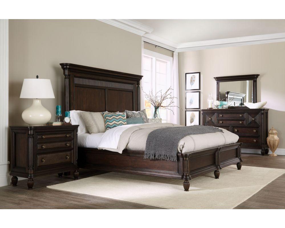Jessa Panel Bed | Broyhill | Broyhill Furniture