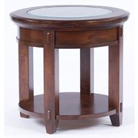 Vantana Round End Table
