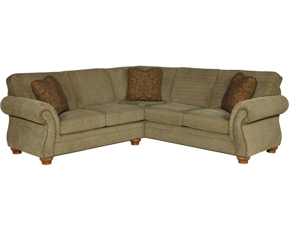 Broyhill laramie sofa broyhill laramie sectional 5080 1q for Broyhill furniture