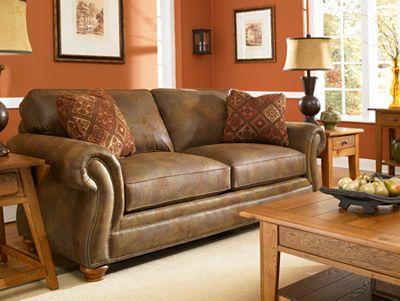 laramie sofa   broyhill