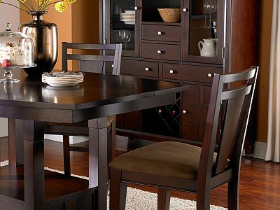 Dining kitchen table sets broyhill furniture bar and counter stools workwithnaturefo
