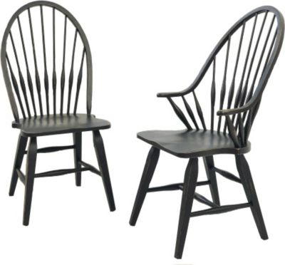 Attractive Attic Heirlooms Dining Chairs