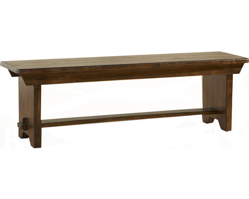 - Attic Heirlooms Dining Bench