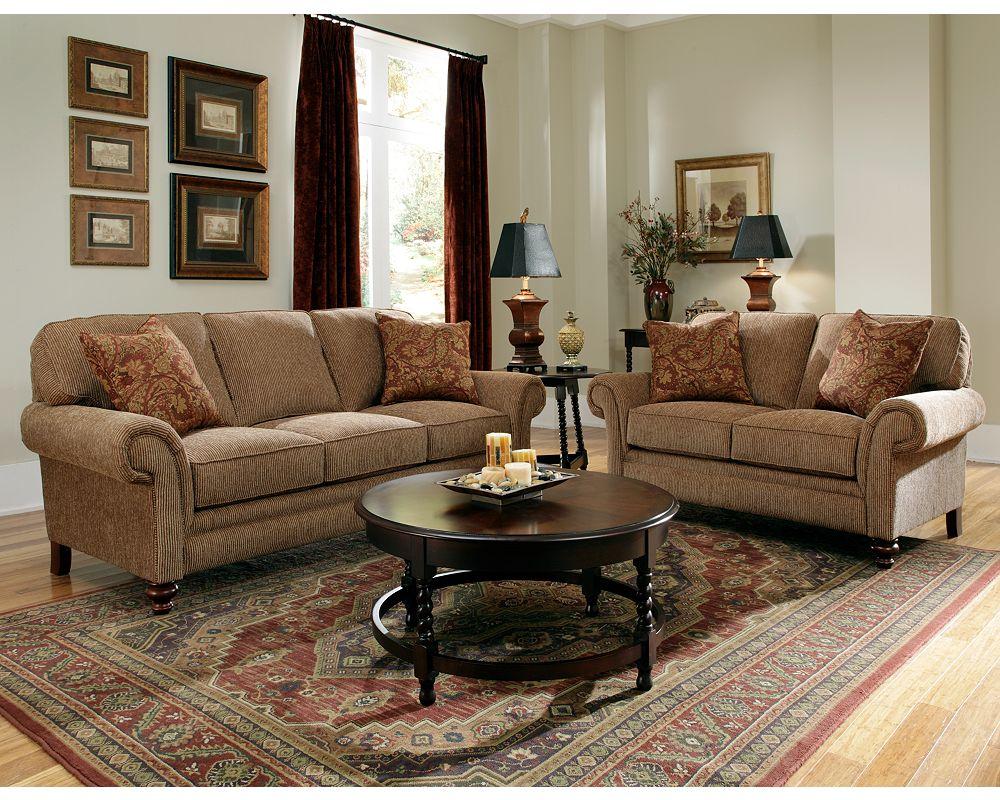 larissa sofa broyhill. Black Bedroom Furniture Sets. Home Design Ideas